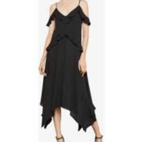 5f2b3f4c58f1 BCBGMaxAzria Dresses | Nwt Lissa Asymmetrical Slip Dress Xs | Poshmark